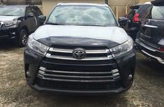 Foreign Used Toyota Highlander 2019 for sale
