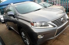 Almost brand new 2015 Lexus RX Petrol Full Option