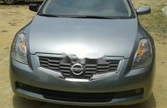 Foreign Used Nissan Altima 2008 Model Green