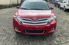Foreign Used Toyota Venza 2015 Model Red