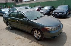 Nigeria Used Toyota Camry 2002 Model Green