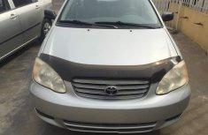 Buy my Toyota Corolla