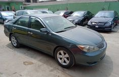 Registered Nigerian Used Toyota Camry 2002 Model