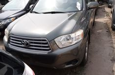 Accident Free Toyota Highlander 2008 Model