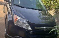Foreign Used Honda CR-V 2007 Model Black