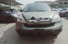 Foreign Used Honda CR-V 2007 Model Green