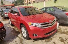Nigeria Used Toyota Venza 2013 Model Red