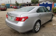 Nigeria Used Lexus ES 2008 Model Silver