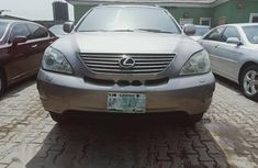 Nigeria Used Lexus RX 2005 Model Gold