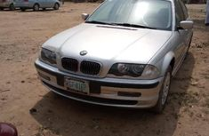 Nigeria Used BMW 3 Series 2004 Model Silver