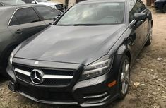 Almost brand new 2012 Mercedes-Benz CLS Tokunbo