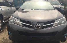 Foreign Used Toyota RAV4 2014 Model Gray