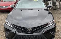 Well Maintained 2018 Toyota Camry Tokunbo