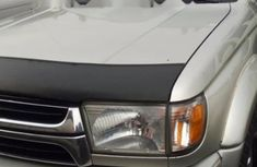 Foreign Used Toyota 4-Runner 2002 Model Silver
