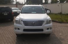 Foreign Used Lexus LX 2008 Model White
