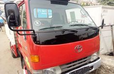Foreign Used Toyota Dyna 2003 Model Red