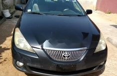 Foreign Used Toyota Solara 2006 Model Gray