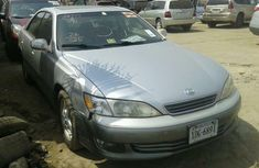 Foreign Used Lexus ES 1999 Model Silver