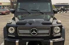 Nigeria Used Mercedes-Benz AMG 2012 Model Black