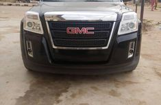 Foreign Used GMC Terrain 2012 Model Black