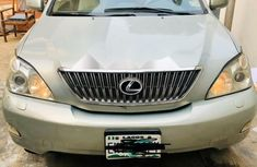 Nigeria Used Lexus RX 2007 Model Gold