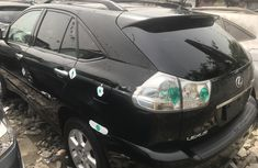 Clean Used Black 2006 Lexus RX suv / crossover for sale in Lagos