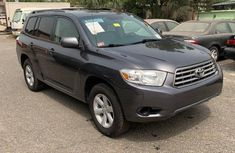 2010 Foreign Used Toyota Highlander for Sale