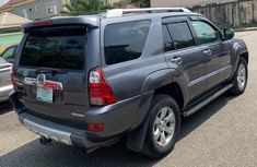 Neatly Nigerian Used Toyota 4-Runner 2005 Model Automatic Petrol Engine
