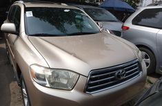 2008 Toyota Highlander Tokunbo for Sale