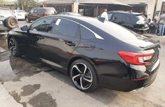 Foreign Used Honda Accord 2018 model Black