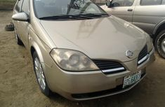 Nigeria Used Nissan Primera 2002 Model Gold