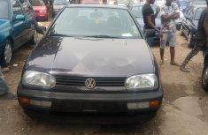 1998 Volkswagen Golf for sale Manual Transmission