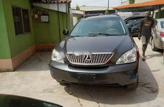 Nigeria Used Lexus RX 2007 Model Gray