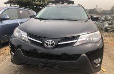 Foreign Used Toyota RAV4 2014 Model