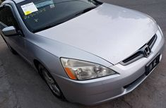 Clean Foreign Used 2006 5 Honda Accord EOD