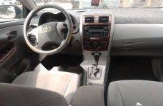 Clean Grey Toyota Corolla 2009 Model
