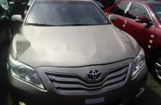 Foreign Used 2010 Gold Toyota Camry