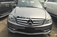 Foreign Used Mercedes-Benz C300 2008 Model Silver
