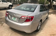 Neatly  Used 2012 Silver Toyota Camry for sale in Lagos
