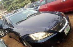 Used blue 2008 Lexus IS car automatic at attractive price