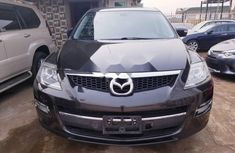 Foreign Used 2007 Black Mazda CX-9 for sale in Lagos