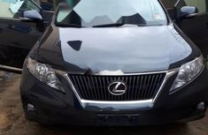 Lagos Cleared Lexus RX 2010 Model