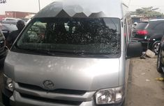 Full Option 2013 Toyota HiAce for sale
