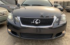 Foreign Used Lexus GS 2008 Model Gray