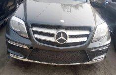 Tokunbo Mercedes-Benz GLK 2013 Model Gray