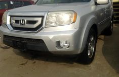 Foreign Used 2009 Silver Honda Pilot