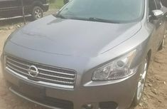 Foreign Used Nissan Maxima 2010 Model Gray