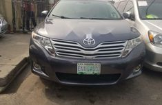 Nigeria Used Toyota Venza 2010 Model Gray