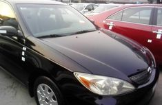 Foreign Used Toyota Camry 2006 Model Black