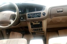Full Option 2002 Toyota Sienna for sale